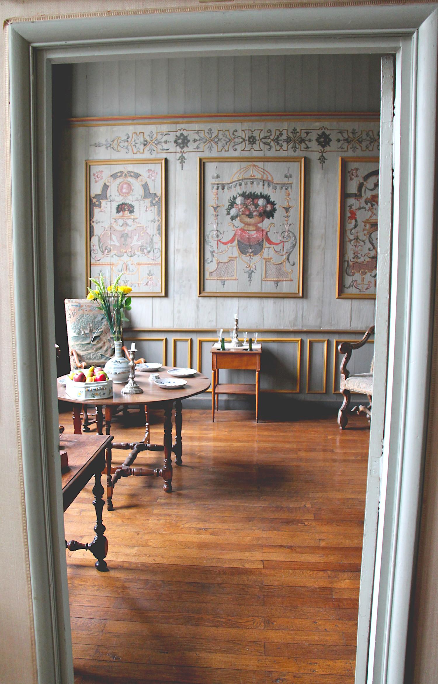 Salle Tonnay-Charente au musée Dupuy-Mestreau de Saintes