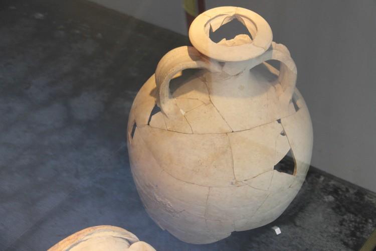 amphore au musée archéologique